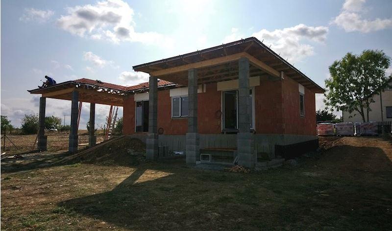 Novostavba – RD Tymákov