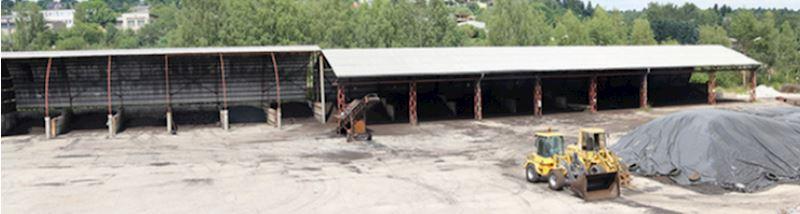 Kaucký uhelné sklady, AST Coal Trans s.r.o. - fotografie 1/4