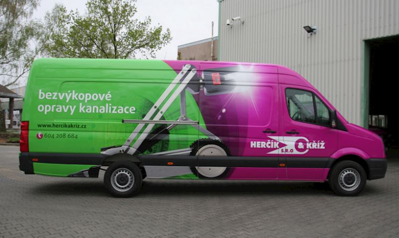 HERČÍK a KŘÍŽ, spol. s r.o. – Čištění kanalizace a odpadů - fotografie 10/23