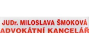 JUDr. Šmoková Miloslava  - advokátní kancelář Uherský Brod