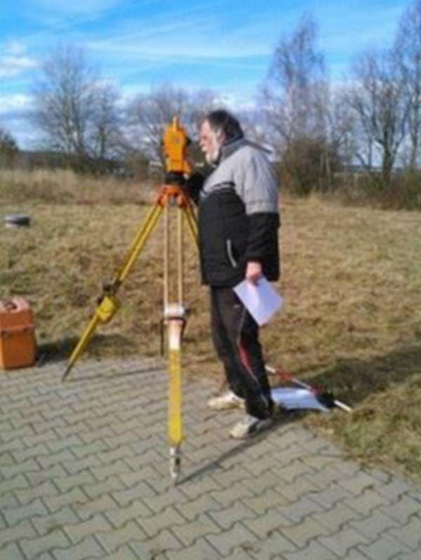 Geodetické práce Ing. Miroslava Stibůrková & Ing. Václav Stibůrek - fotografie 3/6