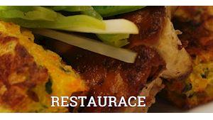 Nabídka restaurace