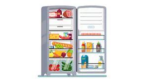 Servis chladicího zařízení - ledničky, mrazničky, chladicí boxy