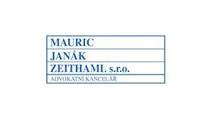 MAURIC JANÁK ZEITHAML s.r.o. advokátní kancelář