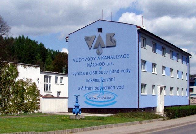 VODOVODY A KANALIZACE NÁCHOD a.s. - fotografie 1/1