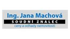 MACHOVÁ JANA Ing. - CENY A ODHADY NEMOVITOSTÍ