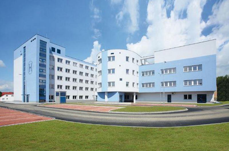Klatovská nemocnice, a.s. - fotografie 1/18
