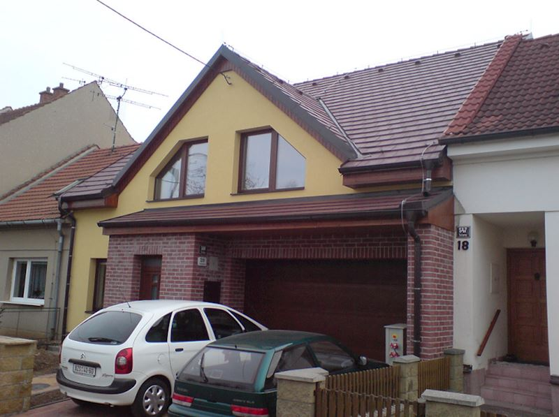 Střechy Pařízek - stavební práce Brno - fotografie 3/15