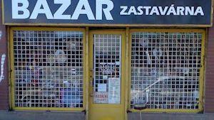 Bazar - zastavárna Jindřich VALSA