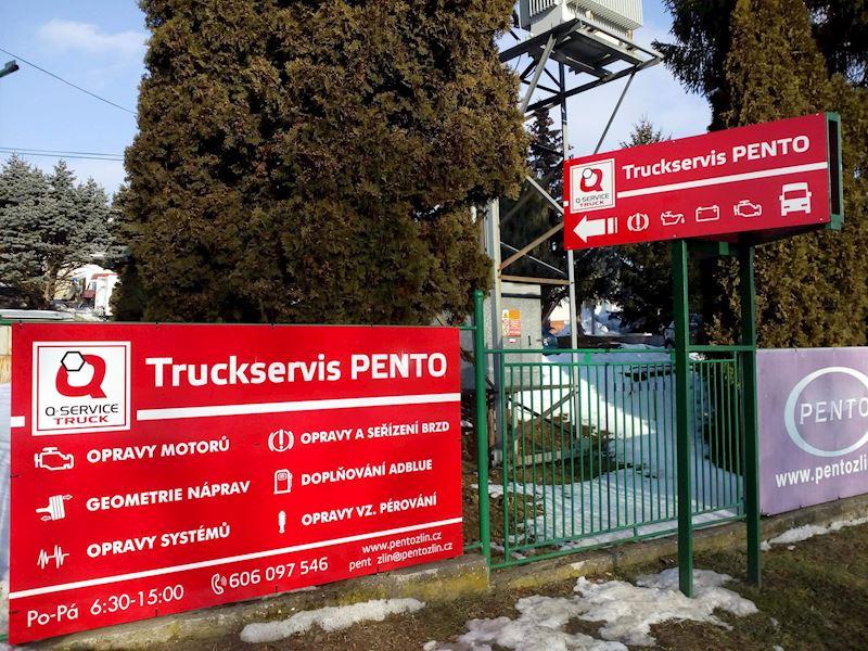 Q-SERVICE TRUCK PENTO s.r.o. - fotografie 3/10