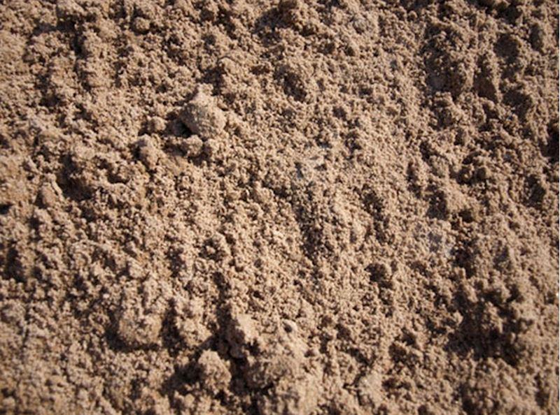 Štěrkopísek tříděný 0/2 mm