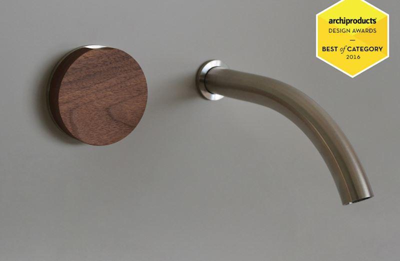 Dřevěné vodovodní baterie