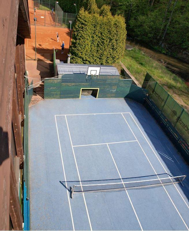 Tenis - Centrum Český Krumlov - fotografie 10/15