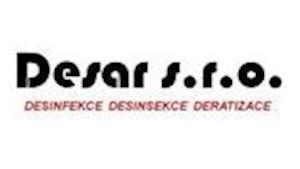 Deratizace a dezinsekce Praha | DESAR, s.r.o.