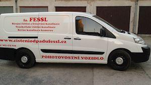 Čištění odpadů Benešov   Jan Fessl - profilová fotografie