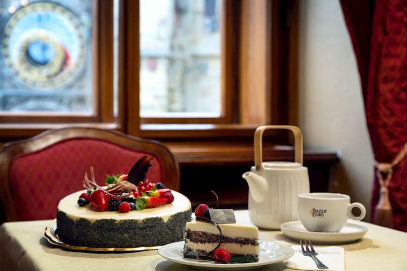 Makový dort naše specialita