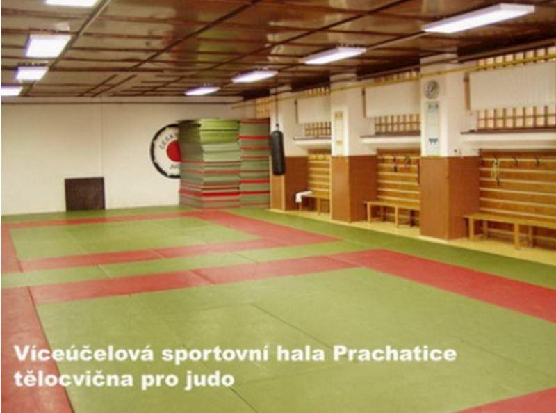 Sportovní zařízení Prachatice, p.o. - fotografie 5/11