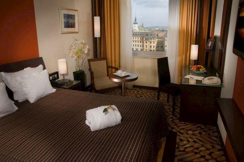 BEST WESTERN PREMIER Hotel International Brno**** - fotografie 11/20