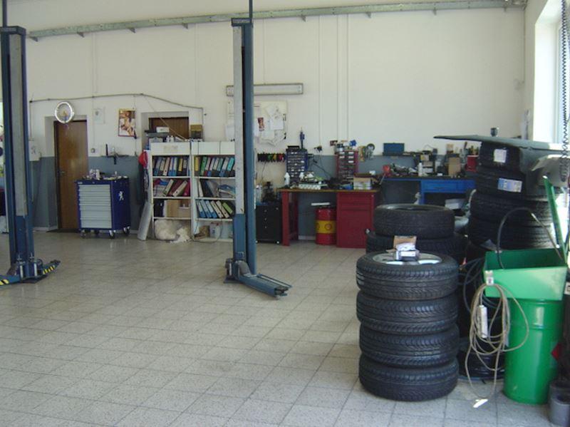 Autoservis Peugeot Jonal, spol. s r.o. - fotografie 7/16