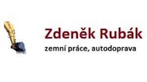 Zdeněk Rubák - zemní práce, autodoprava
