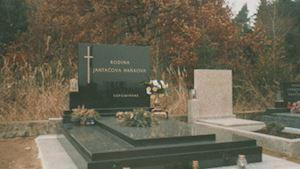 František Hausdorf - kamenosochařství a kamenictví