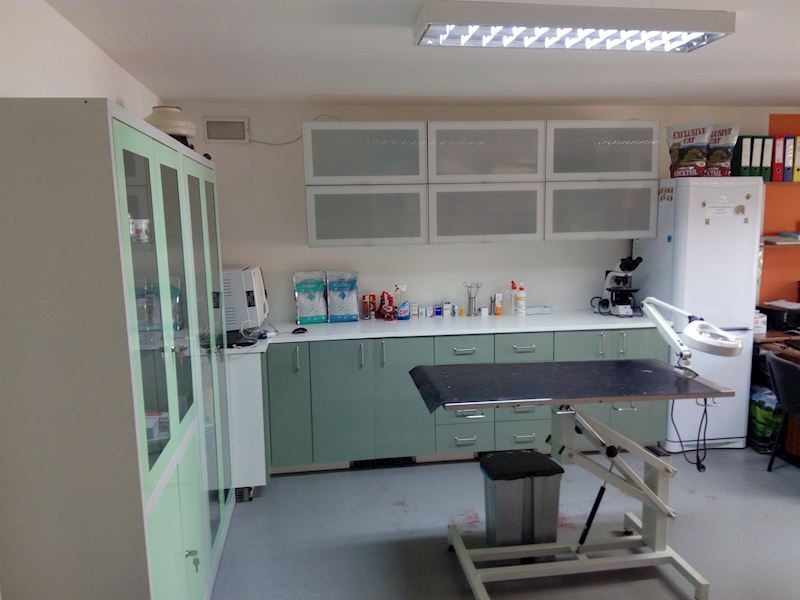 MVDr. Jan Musil - veterinární ambulance - fotografie 7/7