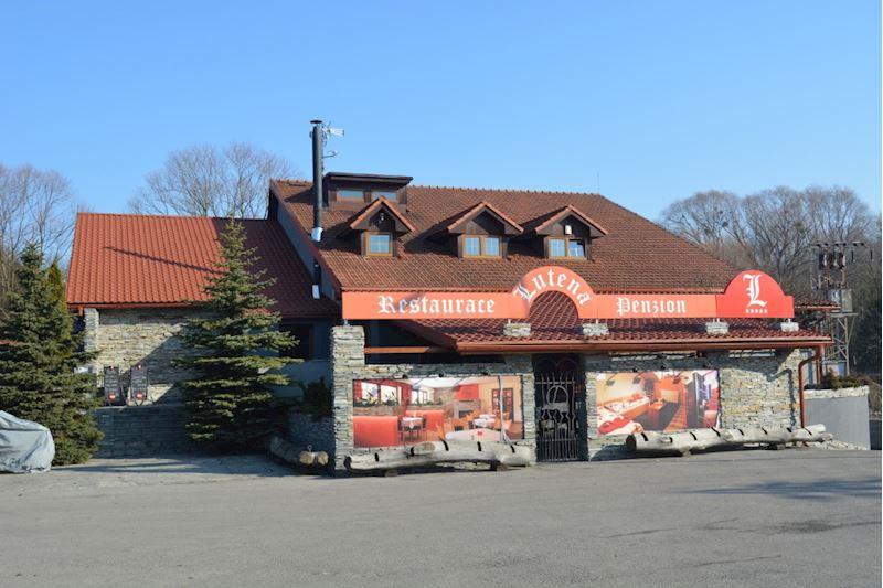 Restaurace a penzion Lutena, Dolní Lutyně