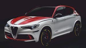 Alfa Romeo Stelvio Racing