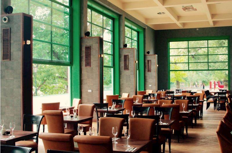 Art Restaurant Mánes - fotografie 3/12