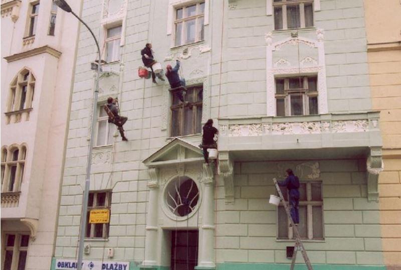 Miroslav Jelínek - výškové a stavební práce Praha - fotografie 1/10