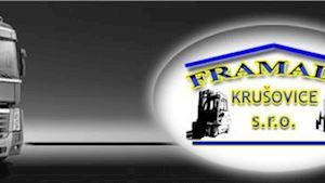 FRAMALU Krušovice s.r.o.
