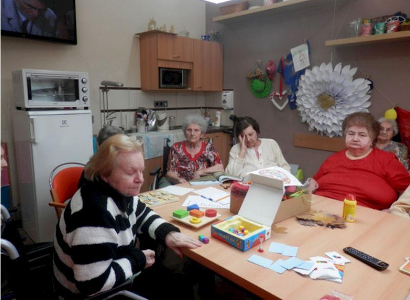 Domov pro seniory Vroutek, příspěvková organizace - fotografie 8/10