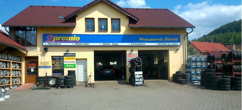 PNEUSERVIS ŠIŠMIŠ s.r.o. - fotografie 1/6