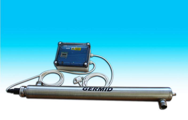 GERMID V055 - dezinfekce vody