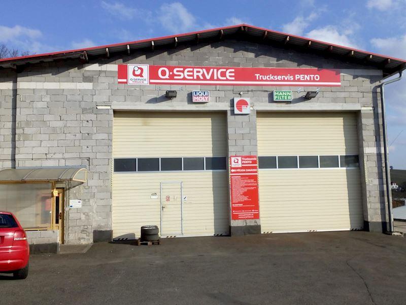 Q-SERVICE TRUCK PENTO s.r.o. - fotografie 5/10