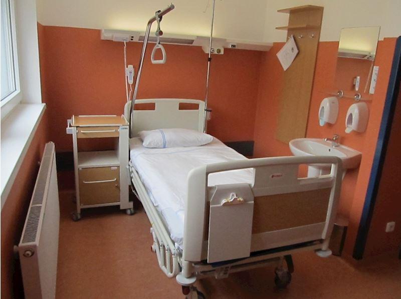 Klatovská nemocnice, a.s. - fotografie 12/18