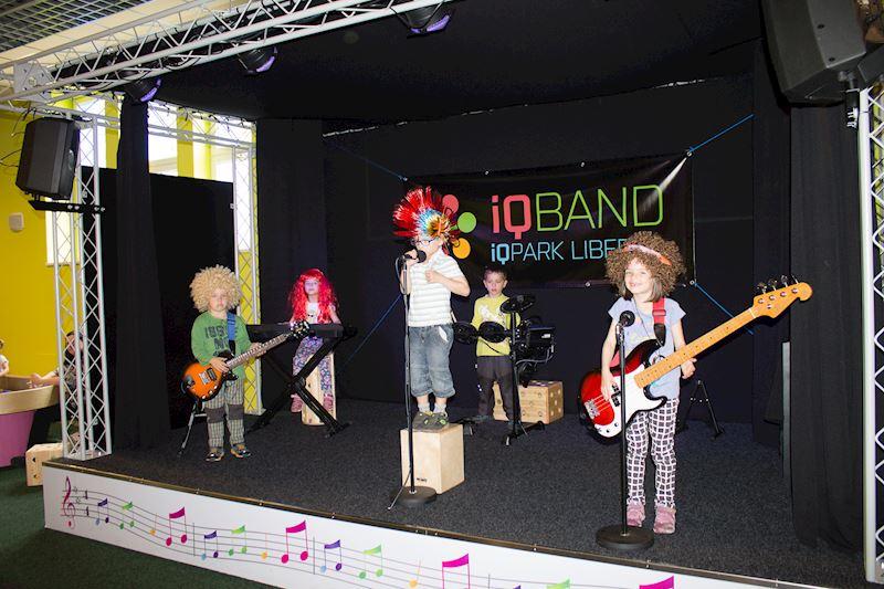 Hudební stage