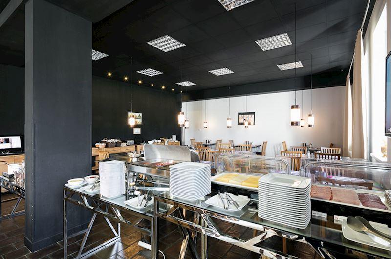 Pytloun Hotel Harrachov **** - restaurace, snídaně