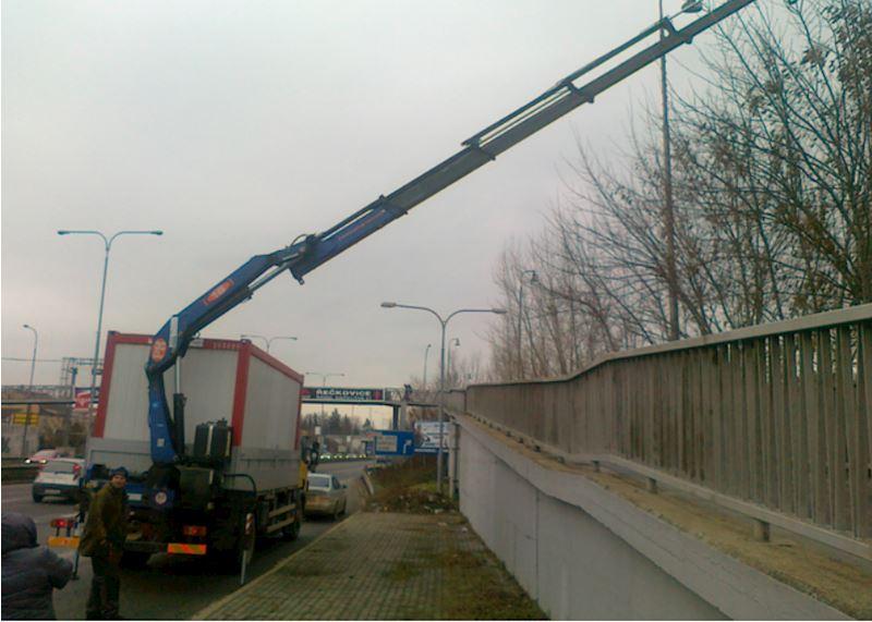 Richard Kubica, s.r.o. - pronájem kontejnerů - fotografie 1/12