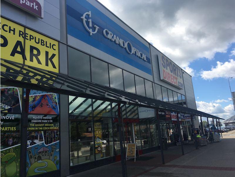 Prodejna GrandOptical Avion Shopping Park Zličín