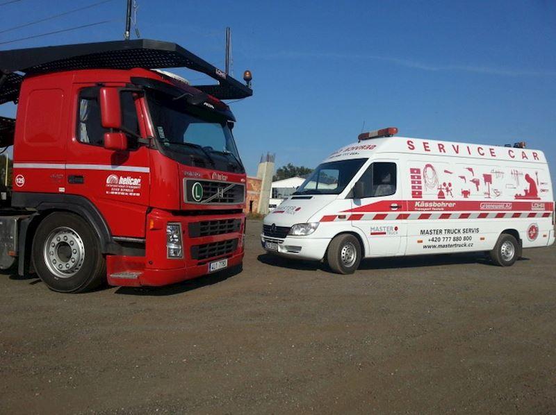 Master Truck s.r.o. - autoservis Měšice - fotografie 13/15