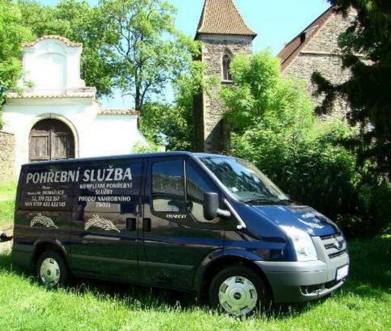 Pohřební služba Domažlice - PhDr.Miroslav Pitter,LL.M.,MBA - fotografie 3/6