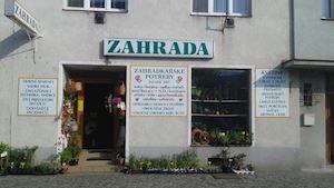 Zahrada - Ehl Jaroslav