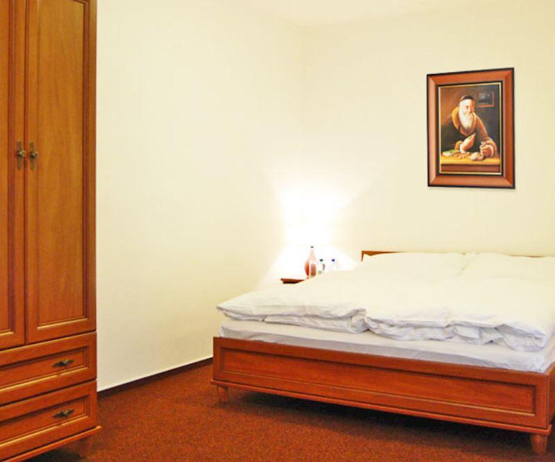 Příjemné ubytování