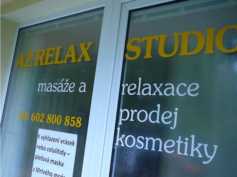AZ Relax Studio - Ing. Zuzana Vojáčková - fotografie 1/5