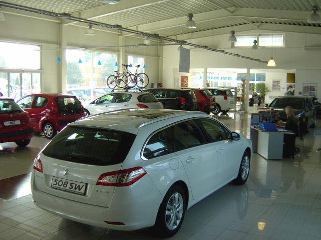 Peugeot Jonal, spol. s r.o. - fotografie 5/18