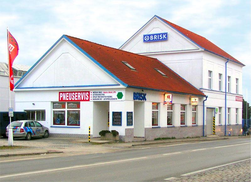 BRISK Tábor a.s. – Podniková prodejna, servis - fotografie 2/8