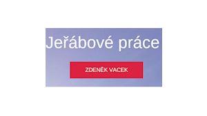 Zdeněk Vacek - Jeřábnické práce