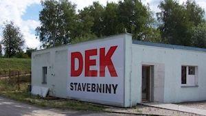 Stavebniny DEK Sokolov