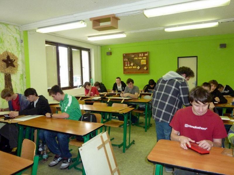 Střední odborné učiliště stavební, Benešov, Jana Nohy 1302 - fotografie 3/7